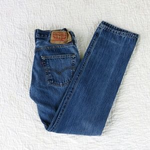 "Levi's 501s Men's Buttonfly Size 27"""